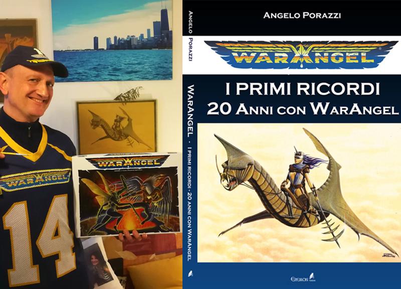 Angelo Porazzi WarAngel