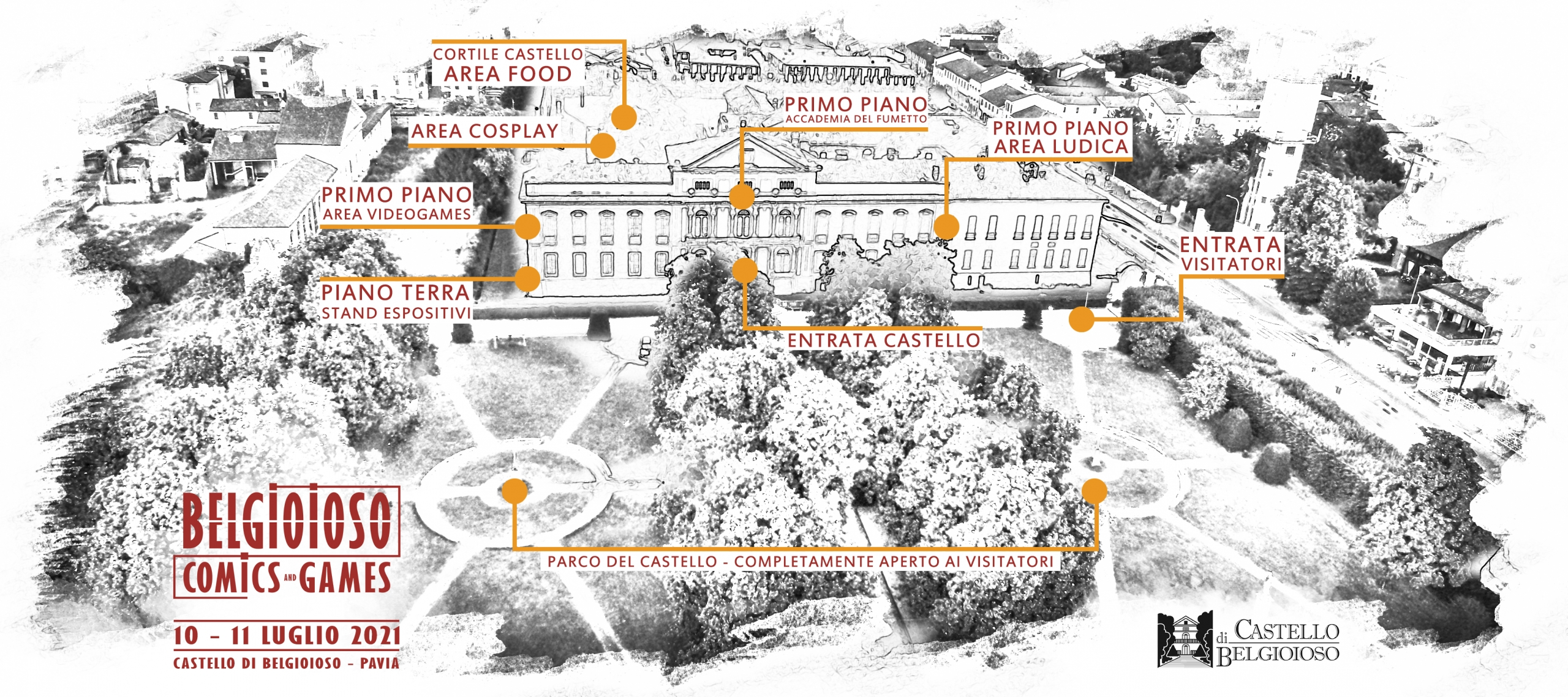 Mappa Panoramica
